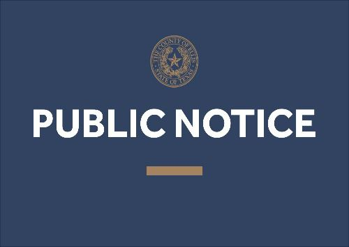 Public Notice Graphic