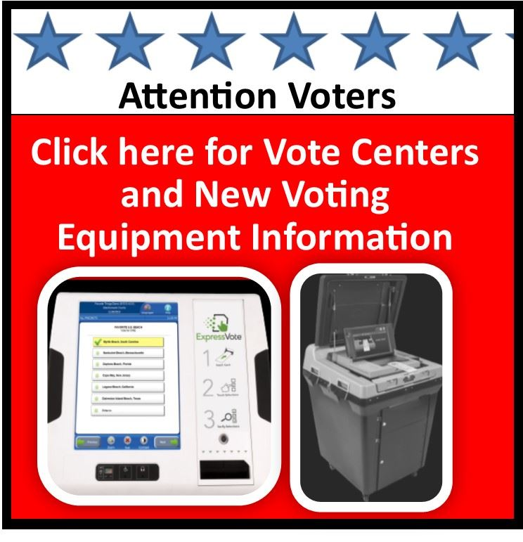 square vote center button